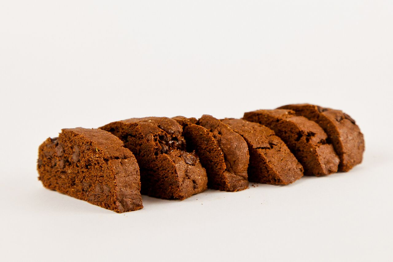 Home / Featured , Shop , Desserts / Gluten Free Chocolate Biscotti