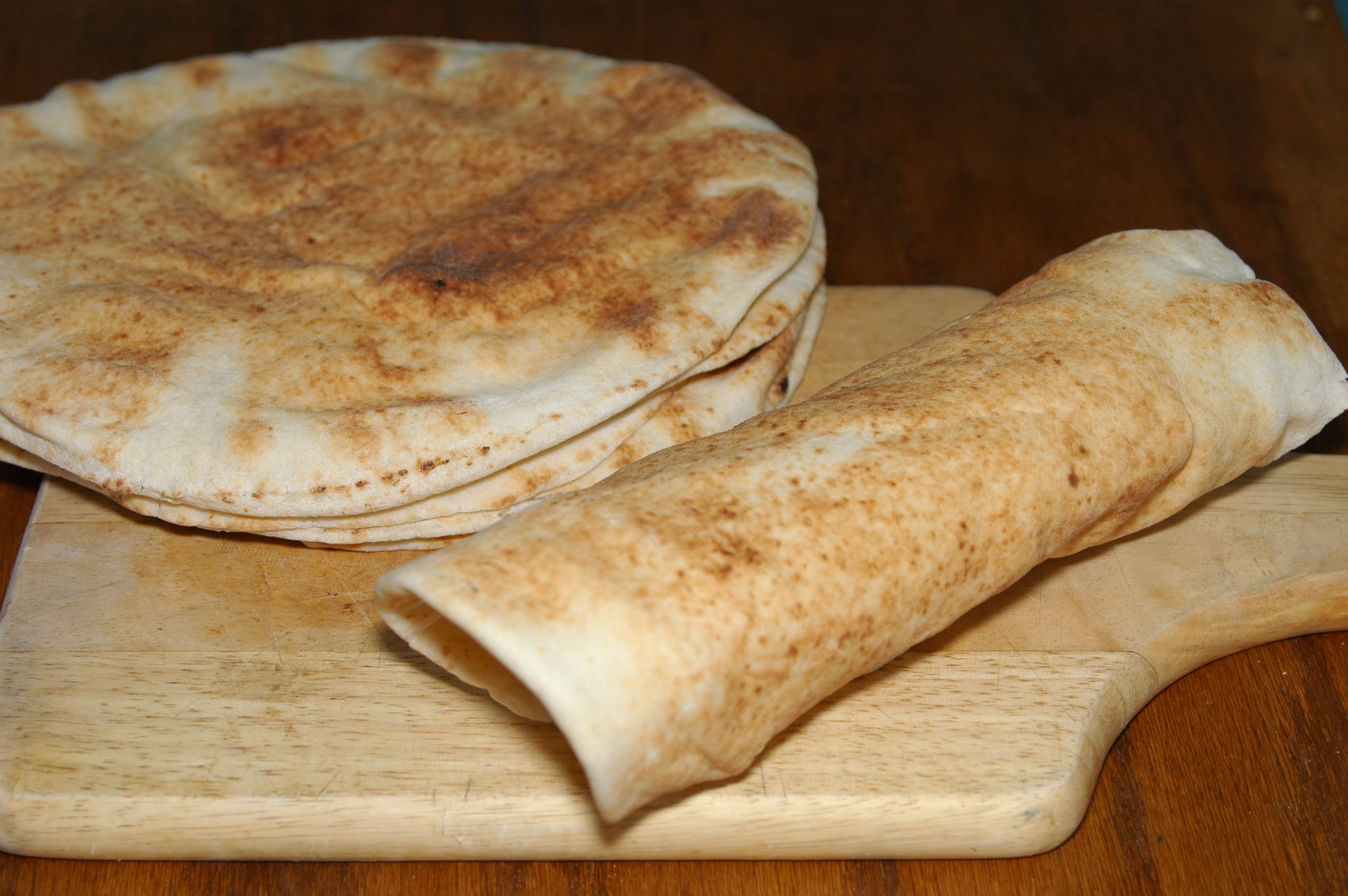 Pita Bread Recipe Dishmaps