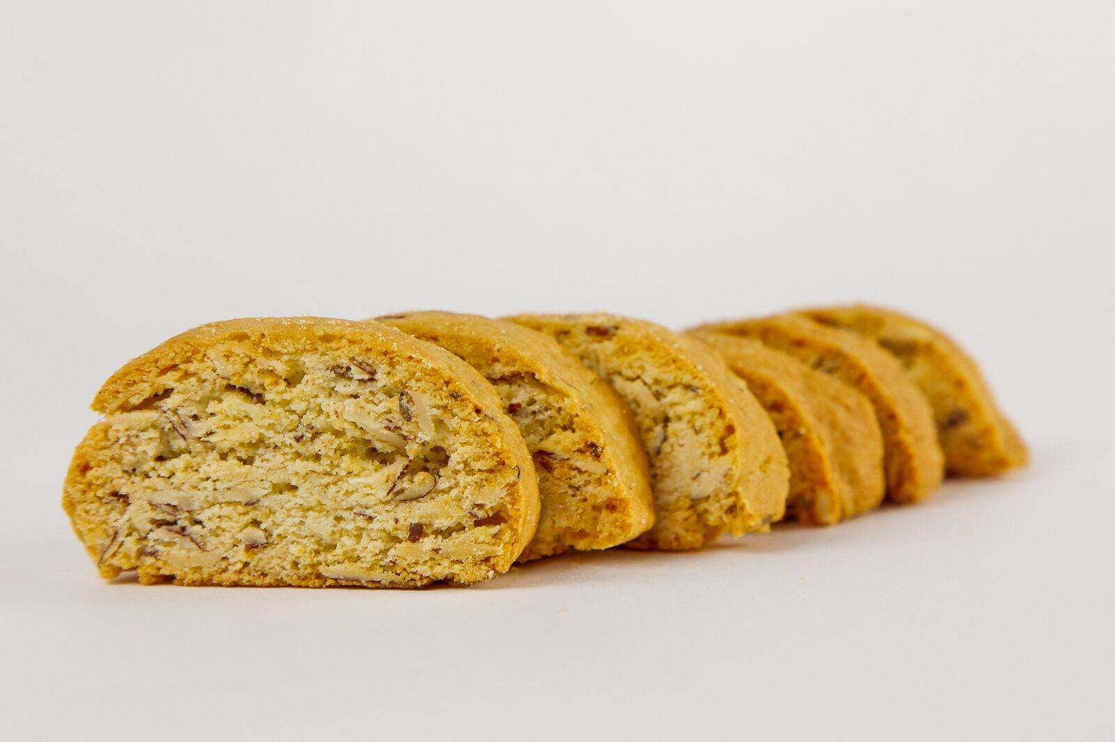 Gluten Free Almond Biscotti – Sami's Bakery