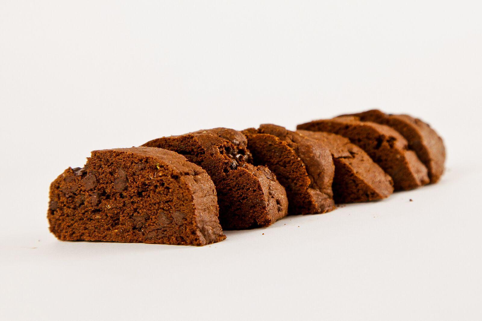 Gluten Free Chocolate Biscotti – Sami's Bakery